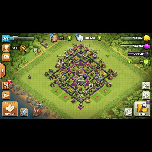 Game Time Accessories - Clash of clans base